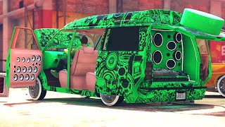 HOW TO BE A GANGSTER IN GTA 5