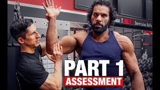 WWE Jinder Mahal Workout | Assessment (PART 1)