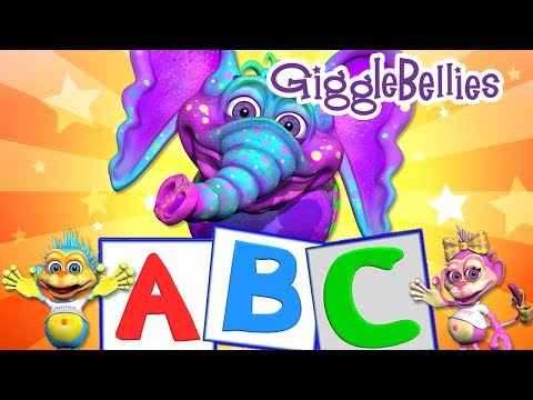 ABC's & Counting 1-20 | Learning Songs | GiggleBellies