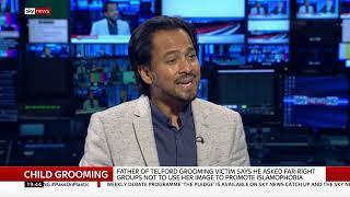 Imam Ajmal Masroor challenges Islamophobes  - Sky News Interview Dermot Murnaghan