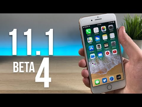 iOS 11.1 Beta 4 Released - Stability Improvements