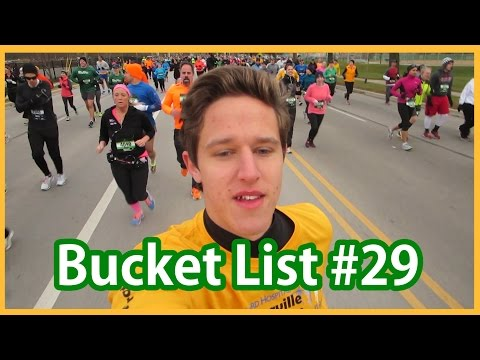 Run a Marathon | Bucket List #29