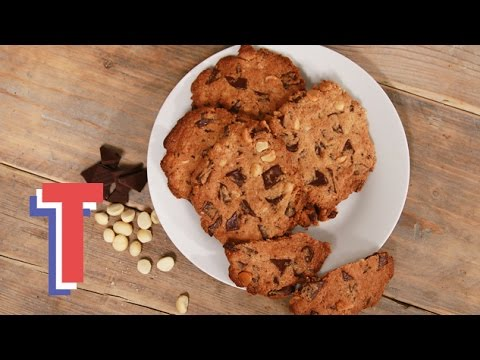 Gluten & Dairy Free Rich Chocolate Nut Cookies I Yum In The Sun 3