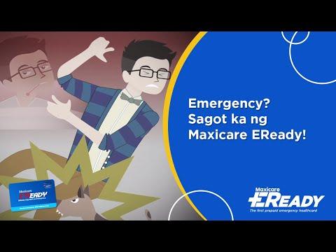 Maxicare EReady Prepaid Healthcard