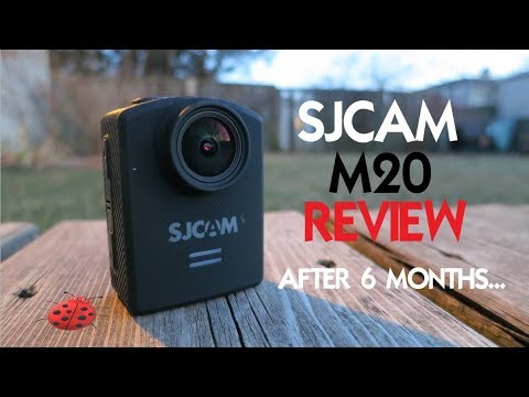 SJCAM M20 Review- 6 months of use