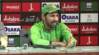 Misbah-ul-Haq Sarfaraz Ahmed Joint Press Conference after Pakistan Defeat 2019 #PAKvsSL