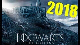 HOGWARTS Vorgeschichte kommt 2018! 😱🏰