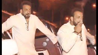 Sanjay Dutt Caught DRUNK On Camera New Video 2017