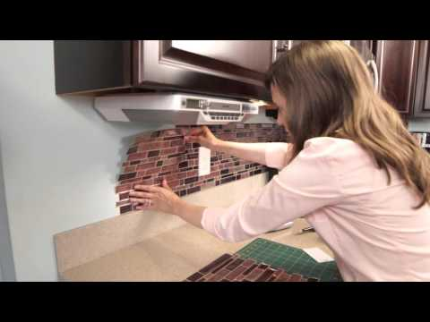 Step 3: How To Interlock And Install Peel And Stick Tiles