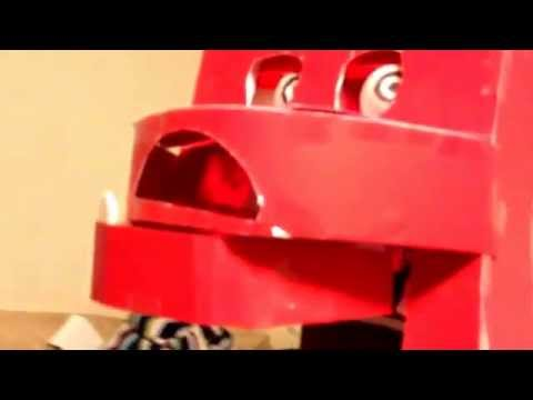 Billy bob animatronic build from old one