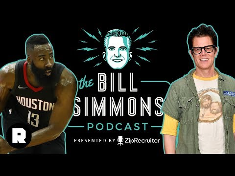 Are the Warriors Dead? Are the Cavs Alive? Plus, Johnny Knoxville!   The Bill Simmons Podcast