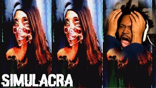 I guarantee.. GUARANTEE THIS JUMPSCARE WILL GET YOU | Simulacra (Part 2)