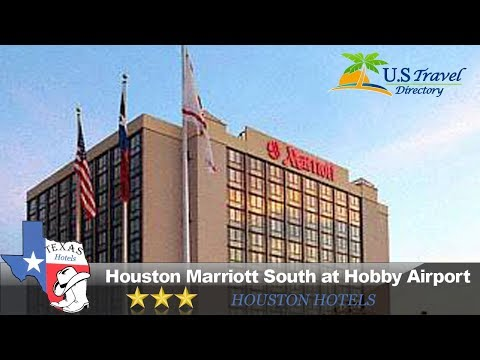 Houston Marriott South at Hobby Airport - Houston Hotels, Texas