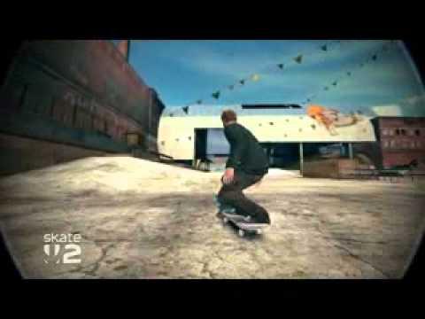Skate 2   Slappy Grind   x BlueRobot