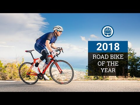 Giant TCR Advanced 2 - Road Bike of the Year 2018 Winner
