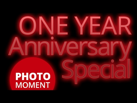 ONE YEAR ANNIVERSARY! Special Event - Through Google Hangout — PhotoJosephs Photo Moment 2017-05-23