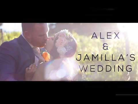 Alex & Jamilla's Wedding