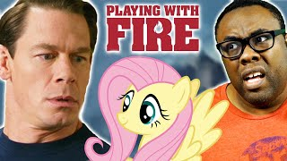 I Have To Explain PLAYING WITH FIRE x MY LITTLE PONY (Spoilers)   Black Nerd