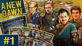 Civilization: A New Dawn #1 - Early War