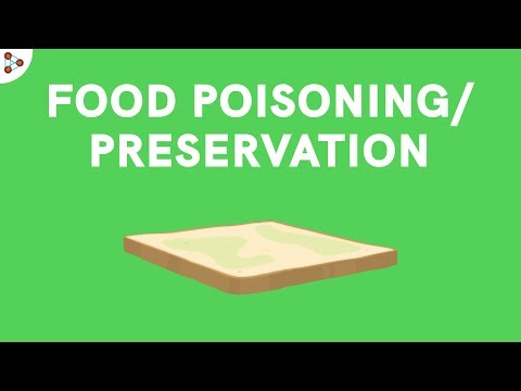 Microorganisms - Food Poisoning / Food Preservation - CBSE Class 8