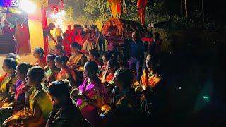 कोंकण शिमगा पालखी नृत्य सोहळा तिरवडे 2018