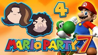 Mario Party 7: Microphone Madness - PART 4 - Game Grumps VS