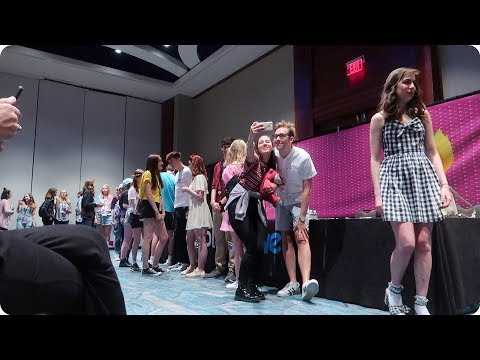 The shortest day of playlist live 2018