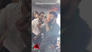 Atmsphre tocando en el after Party de Maluma (Natalia, Prince Royce, Pipe Bueno) Miami
