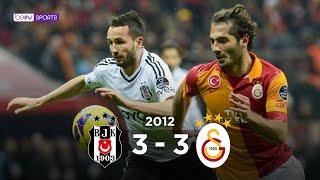 26.08.2012 | Beşiktaş-Galatasaray | 3-3