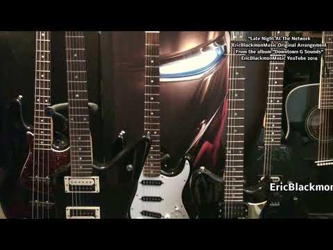 15 Min Of Original Guitar Music By Eric Blackmon - EricBlackmonGuitar/EricBlackmonMusic/EEMusicLIVE