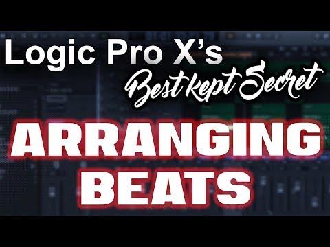 Logic Pro X's Best Kept Secret - How to Arrange Beats in Logic Pro X | Beat Maker Tutorials