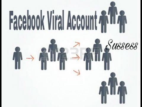 How To Make Full Viral Facebook Account in Just 5 Minuets