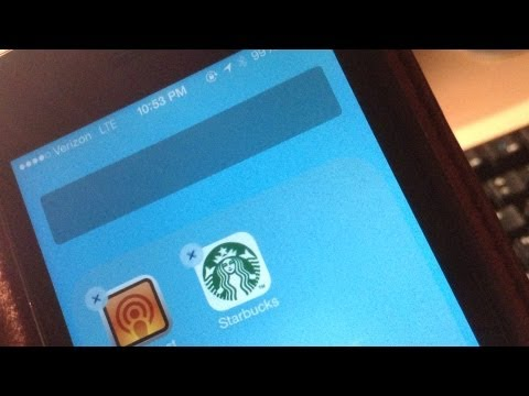 How to make blank folder names, no jailbreak required