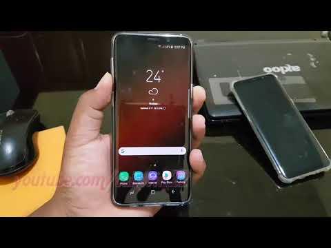 Samsung Galaxy S9 : How to Take screenshot (Android Oreo)