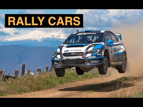 Rally Car Racing - Subaru STI Rally Car Explained