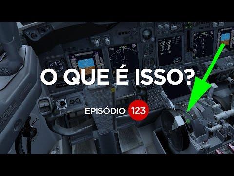 O QUE SÃO ESSAS RODAS NO COCKPIT? EP #123