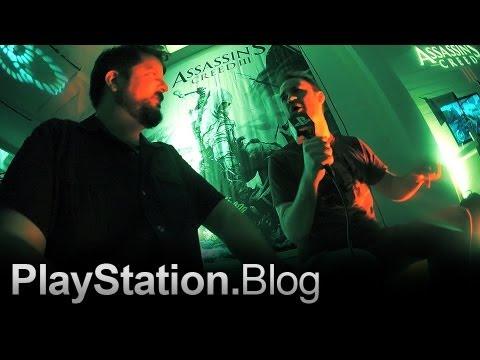 Assassins Creed III - Gamescom Interview