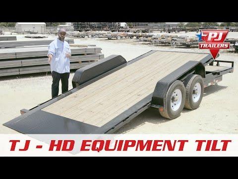 PJ HD Equipment Tilt (TJ) Walk-around