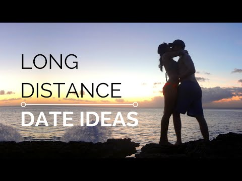 10 Long Distance Date Ideas | Valentine's Day