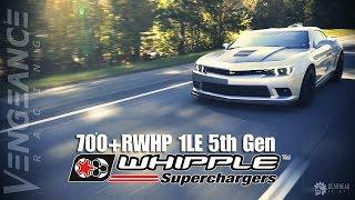 Kenne Bell 4 7L Supercharger - 5th Gen Camaro - Vengeance Racing