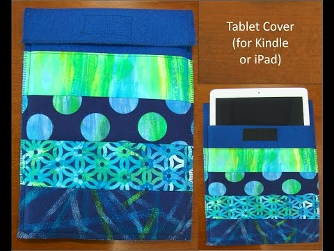 Tablet Cover (works for Kindle and iPad)