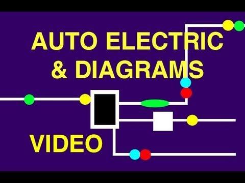 Alternator Wire Electric Voltage Test