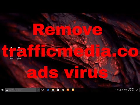 How To Remove Ads By Trafficmedia From Google Chrome