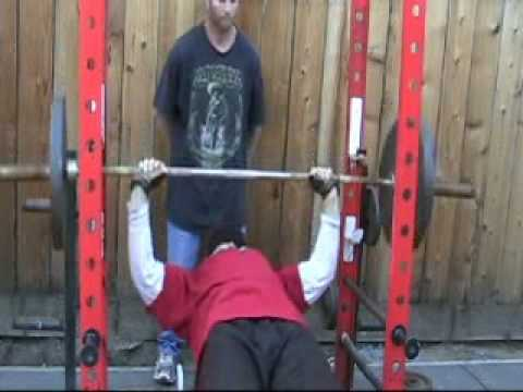 Can I do 100 reps with 135 lbs?