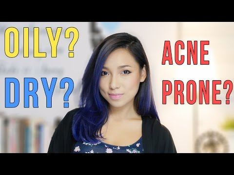 PART.1 What is your Skin Type? | 3 Steps to CLEAR SKIN