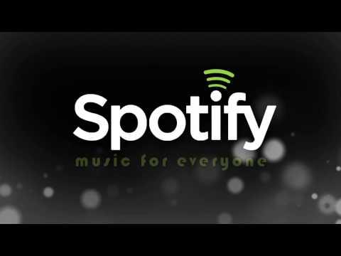 Spotify Animated Tag Logo