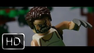 Logan in LEGO