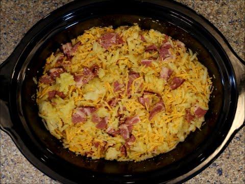 Make-Ahead Breakfast Casserole with Lobel's Cottage Bacon