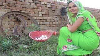 ऐसी जंगली सब्जी जो मार्केट में मिल जाए आसानी से special Wednesday routine Babita Parmar