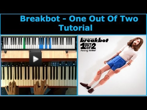 Breakbot | One Out Of Two | Piano Tutorial